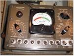 TV-4A/U Military Tube Tester