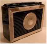 "Bulova 204 ""Companion"" Portable (1955)"