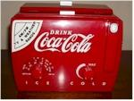 Coca-Cola MC194 Mini Cooler w/Box
