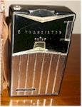 Continental TR682 Pocket Transistor (1962)