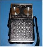 Hy-Lite E164 Pocket Transistor
