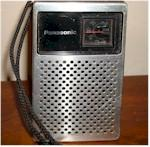 Panasonic R-1014 Pocket Transistor