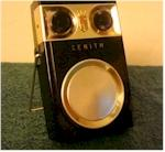Zenith Royal 500 Pocket Transistor (1956)