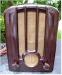 Emerson 108 (U5A) Mini Tombstone (1936)