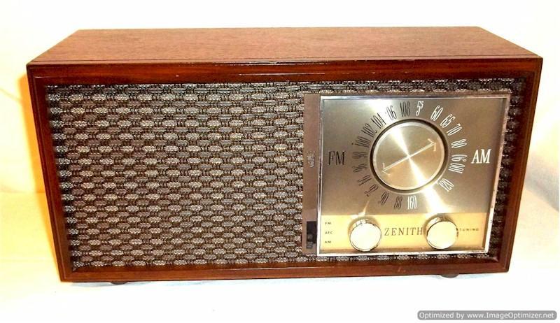 Zenith M730 AM/FM (1959)