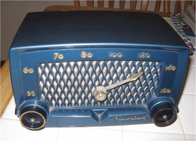 Crosley E10B (early 1950s)