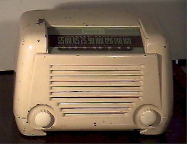 Sonora RBU-176 (1946)