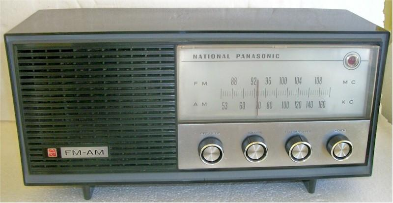 National Panasonic RE-744 (1960)