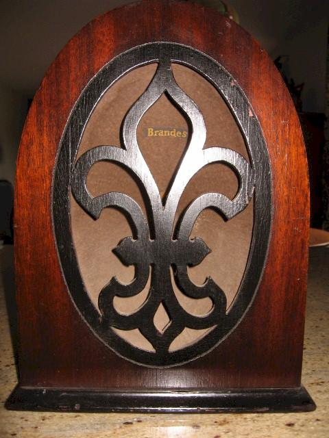 Brandes Speaker