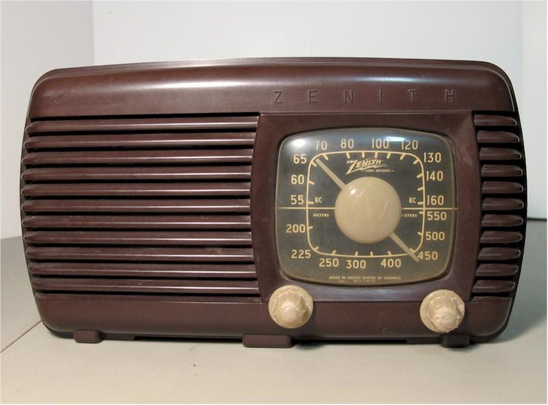 Zenith 5-D-610 (1941)