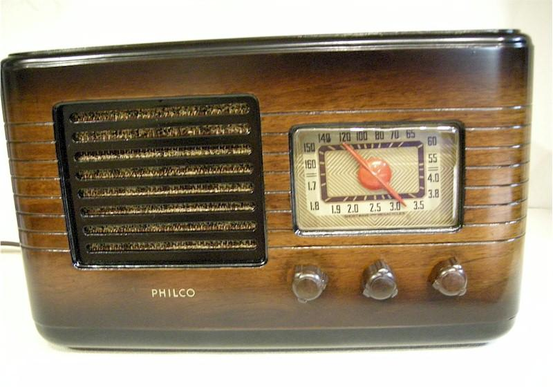 Telex/Philco Unknown Model