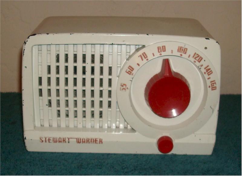Stewart-Warner 9160 (1952)