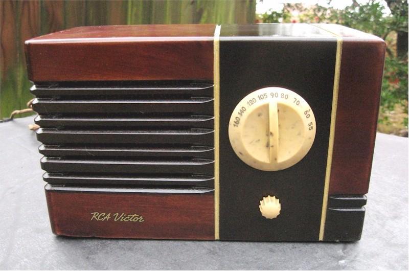 "RCA 9TX-3 ""Little Nipper"" (1939)"