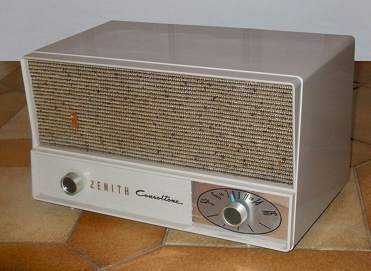 Zenith XD50G (1961)
