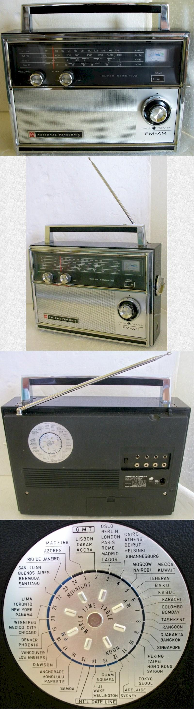 National Panasonic RF-1400 (1965)