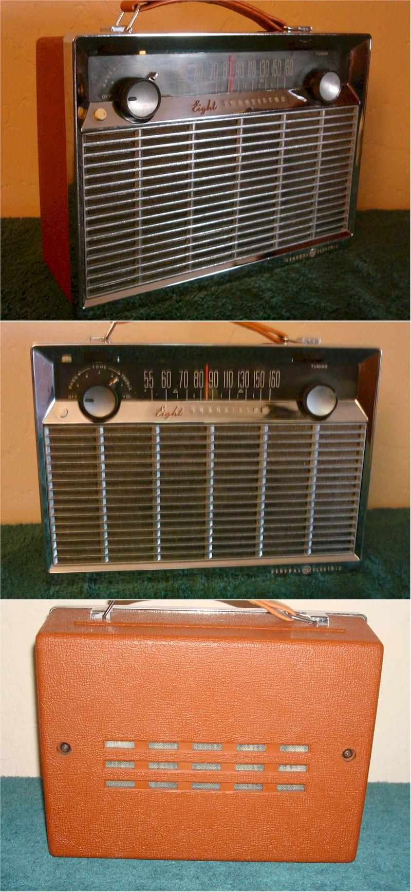 General Electric P780 Portable (1960)