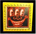 Keith Haring AM/FM Radio