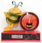 Raid AM/FM Novelty Radio