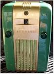 """Westinghouse H-125 """"Refrigerator"""" Radio (1946)"""