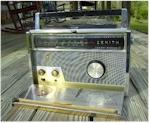 Zenith 1000-D Trans-Oceanic (1959)