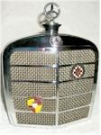 Mercedes Benz Radiator Grill Radio (1960)