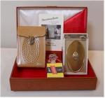 Zenith Royal 500H Transistor Radio Gift Set (1961)
