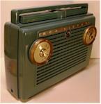 RCA 7-BX-6L Portable (1956)