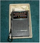 Realistic 12-635A Transistor Radio