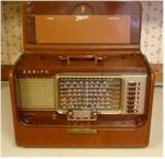 Zenith R600 (chassis 6R41 - 1954)