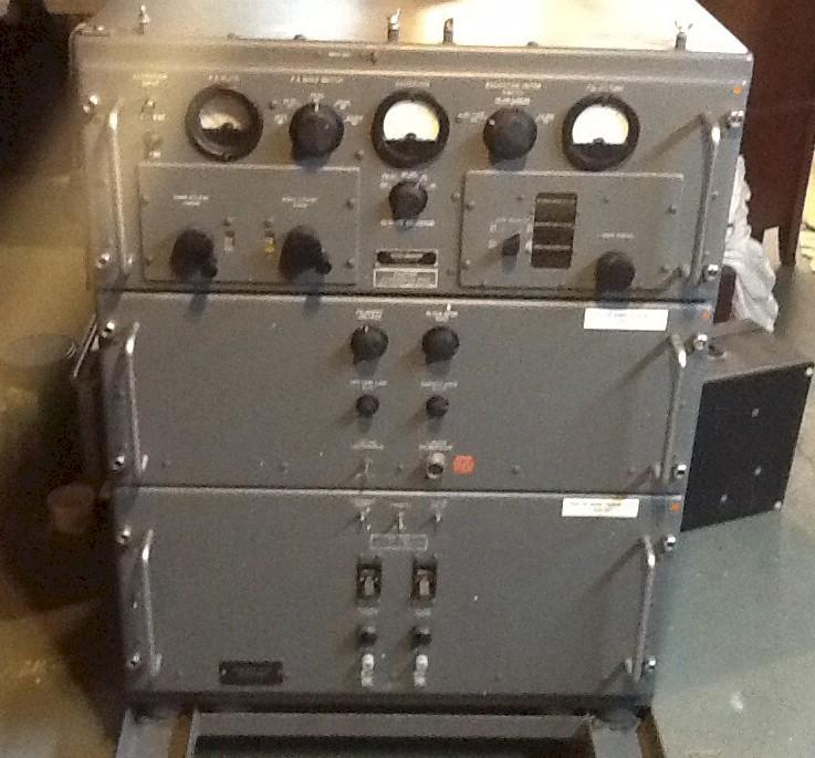Military T368F/URT Transmitter (WWII era)