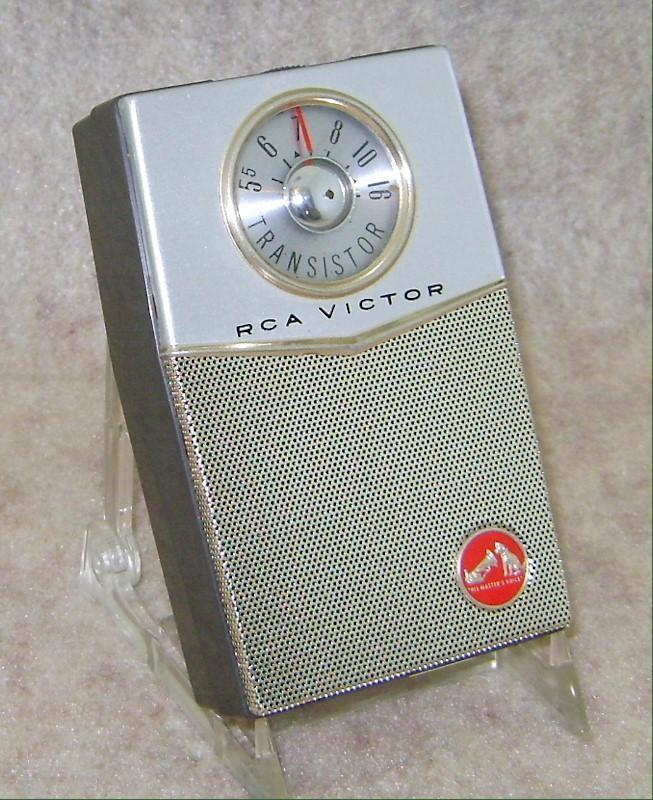 RCA 1-TP-2J Pocket Transistor