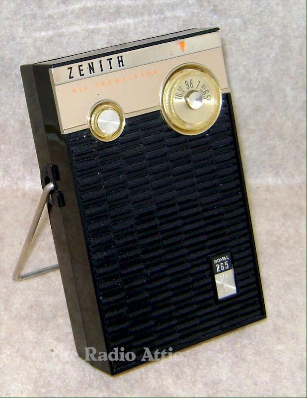 Zenith Royal 265 (1963)