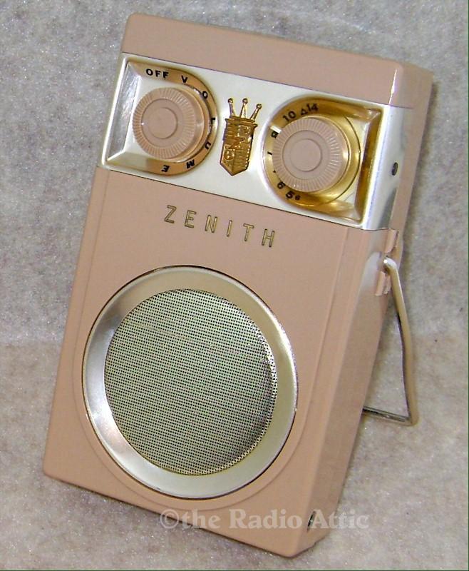 Zenith Royal 500 (1957)
