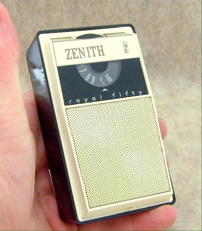 Zenith Royal 50-L (1962)