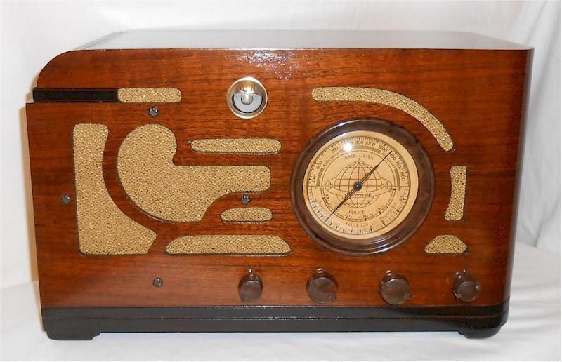 Silvertone 4575 (1937-38)