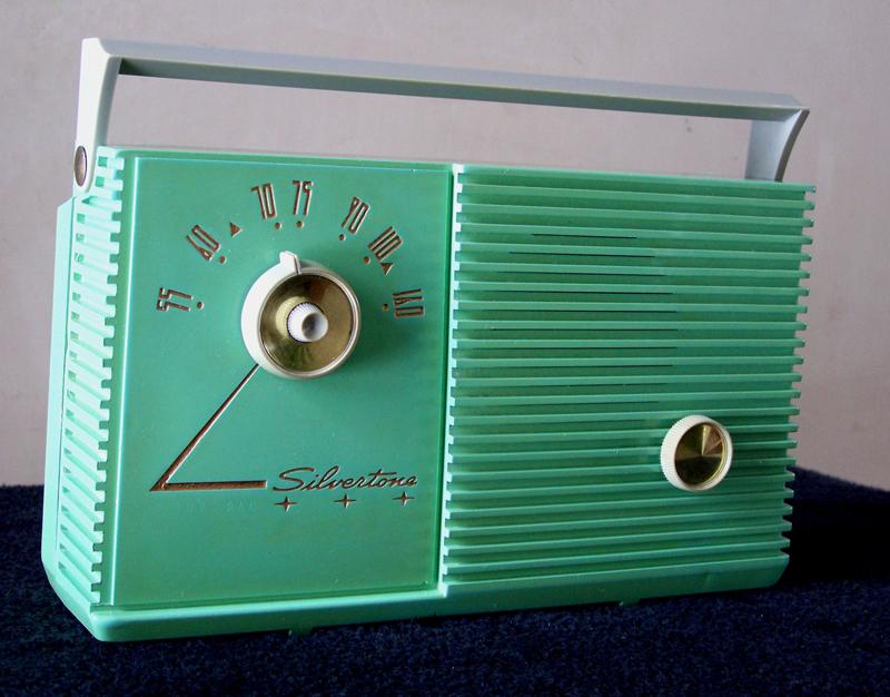Silvertone 8215 Portable (1956)