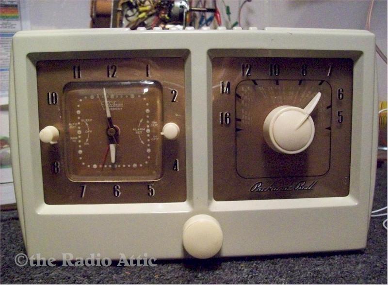 Packard-Bell 532 Clock Radio