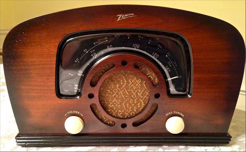 Zenith 6D2620-N (1942)