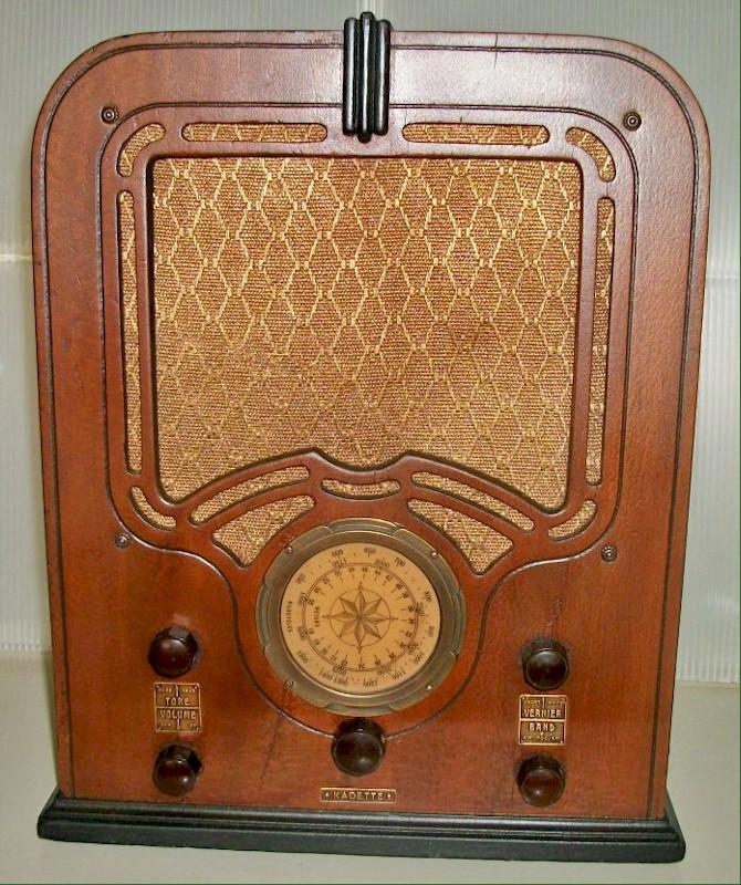Kadette/International 65 AM/Shortwave (1930s)