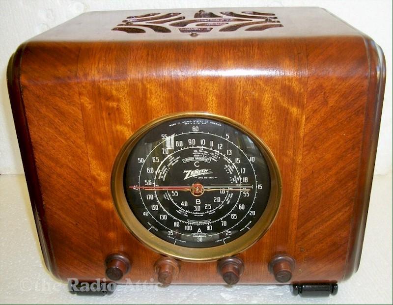Zenith 6-S-222 (1937)