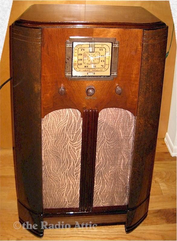 RCA 86K Console (1937) - SOLD! - item number 0100103
