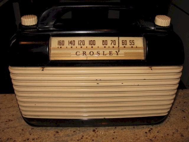 Crosley 56PA Portable