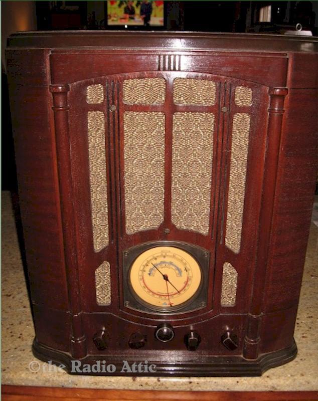 RCA T10-1 Tombstone (1936)