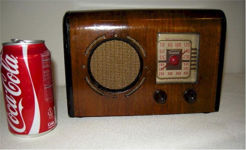 Philco Radio (ca 1940)