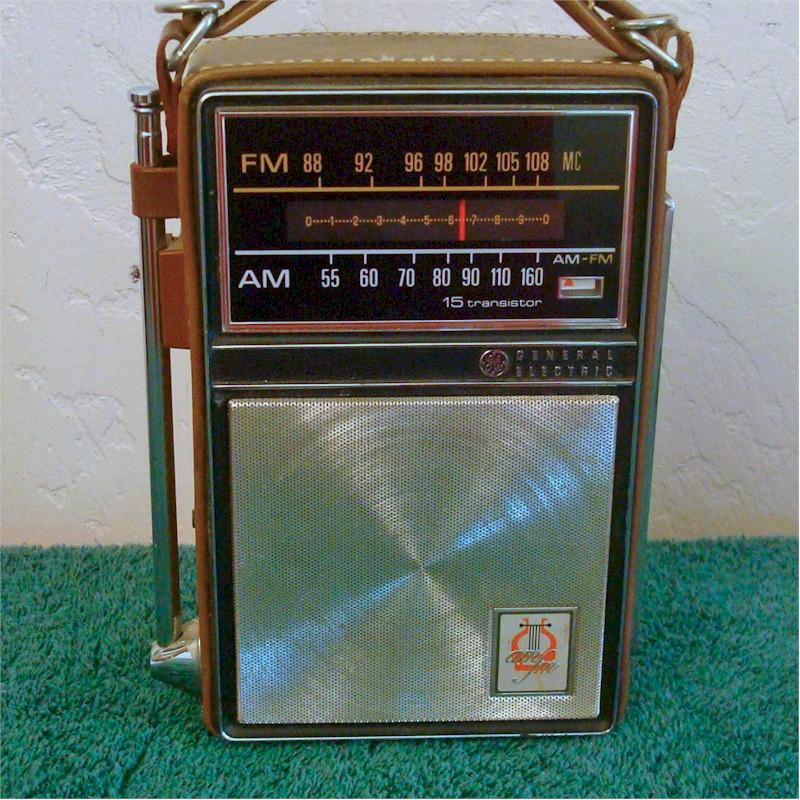 General Electric P975A Portable (1964)