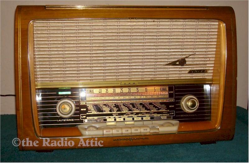 Loewe Opta Luna 3743W (1958)