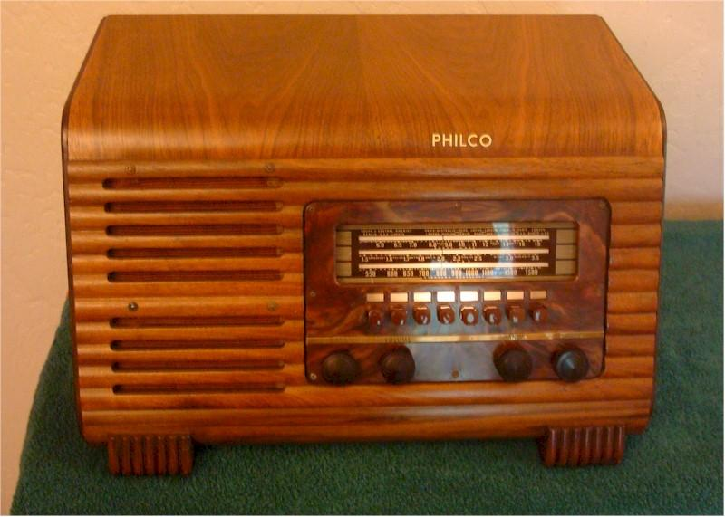 Philco 41-250 (1941)