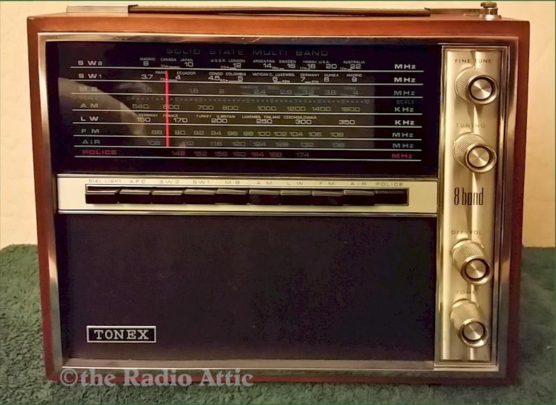 Tonex KTR-1661 Multiband Portable (1965)
