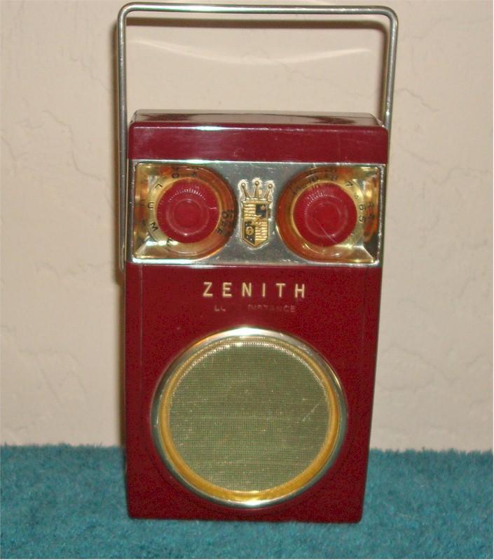 Zenith Royal 500 Deluxe (1959)