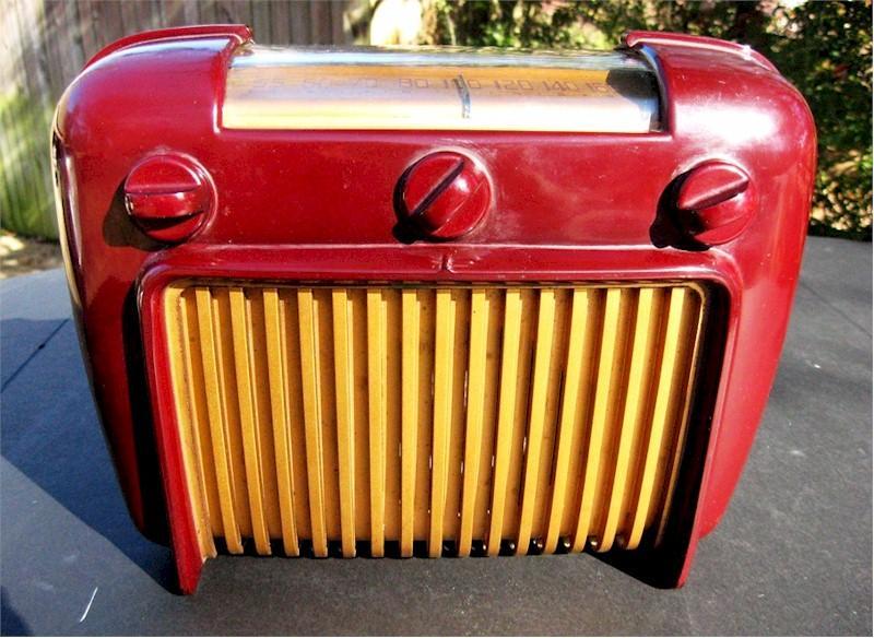 """Crosley 56-TD """"Duette"""" (1947)"""